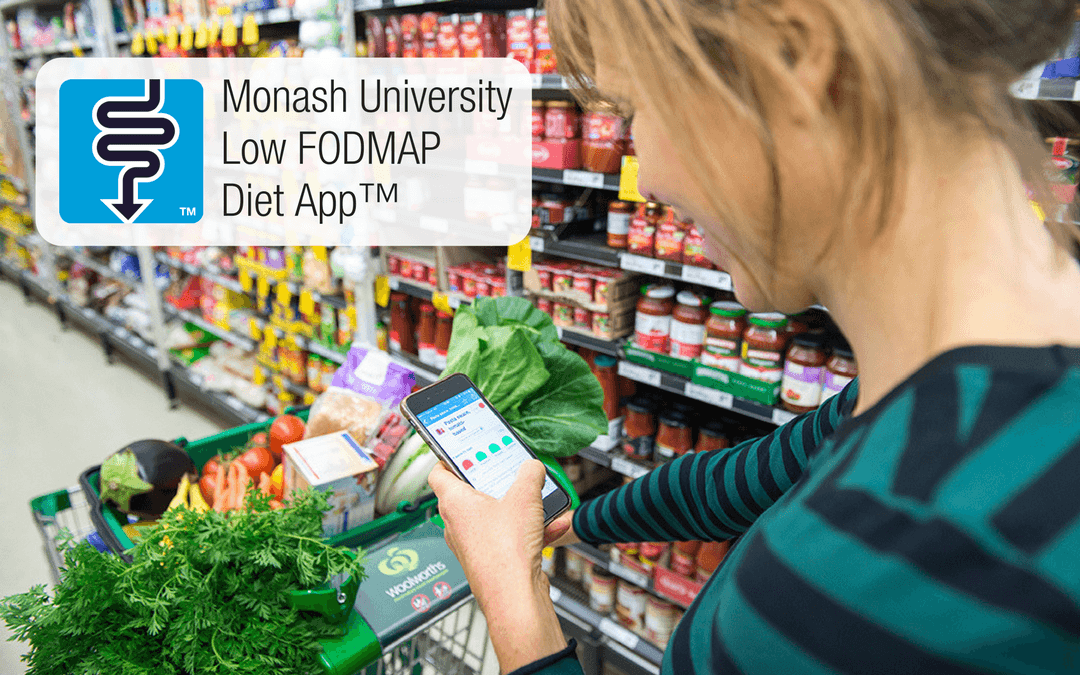 Low FODMAP diet for Irritable Bowel Syndrome