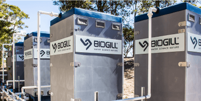 Clean-tech innovation makes wastewater treatment onsite, simple and easy